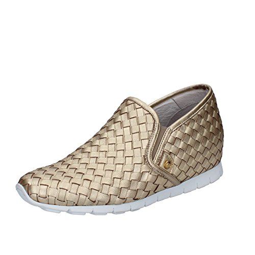mocassini Slip on Platino Donna Limited Pelle Botticelli qw1g00