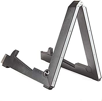 Signstek soporte de metal para guitarra, portátil plegable ...
