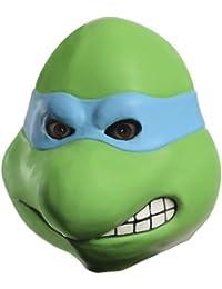 Teenage Mutant Ninja Turtles Adult Leonardo Overhead Latex Mask