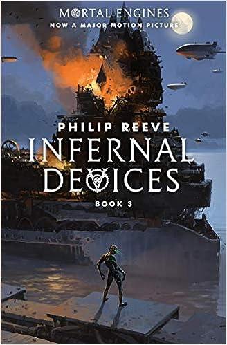 Risultati immagini per mortal engines books
