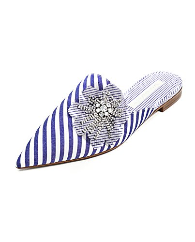 Zara Donna Scarpa aperta sul tallone a righe 5305/201