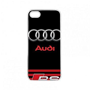 d143af27b65 Apple iPhone 5S Transparente telefono de Funda,Audi telefono de Funda,iPhone  5S Audi Logo telefono de Funda,Auto Brand Audi telefono de Funda para Apple  ...
