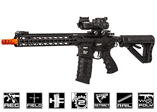 "G&G Combat Machine GC16 Warthog 12"" Full Metal AEG"