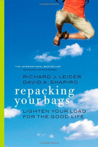 Repacking Your Bags Lighten Load product image