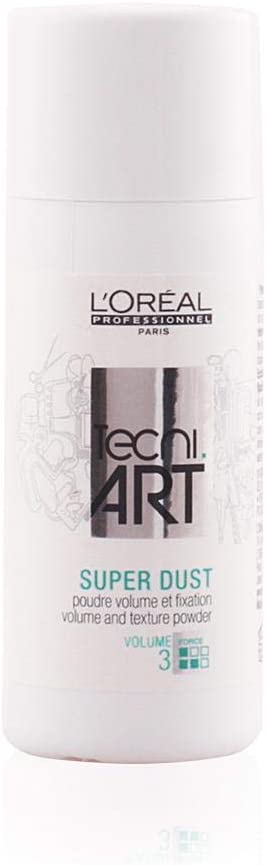 LOreal Paris Tecni Art Super Dust, Volumen y Textura en Polvo, 7 ...