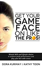 This book is an extended version of the Get Your Game Face On! Table Tennis book. This book will help you address how to be in the zone and build your mental toughness through sport psychology techniques so that you can play the best table te...