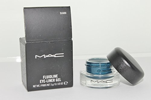 MAC Fluidline Eye-Liner Gel - Siahi