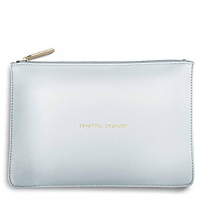 Katie Loxton - Perfect Pouch - 'Beautiful Dreamer' - Powder Blue - more-bags
