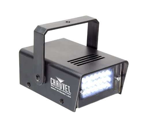 (CHAUVET DJ Mini Strobe LED Compact Strobe Light/Party Light | Laser & Strobe)