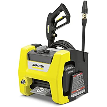 Amazon Com Sun Joe Spx6000c Ct Cordless Pressure Washer