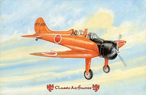Classic Airframes 1:48 Mitsubishi A5M4K Claude Plastic for sale  Delivered anywhere in USA