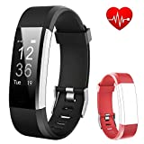 Best Strapless Heart Rate Monitors - Fitness Tracker HR Flenco Activity Tracker Heart Rate Review
