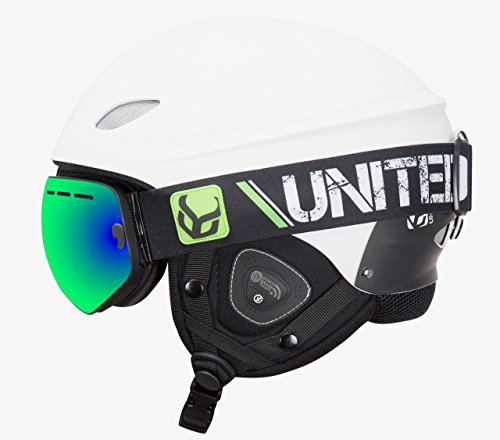 Phantom Helmet Audio Supra Goggle
