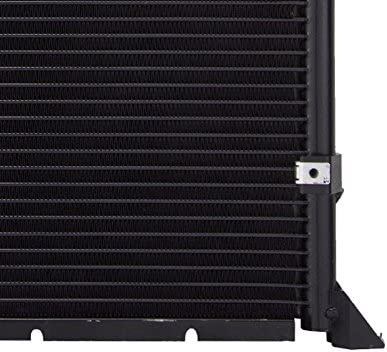 Sunbelt A//C AC Condenser For BMW 318i M3 4473 Drop in Fitment