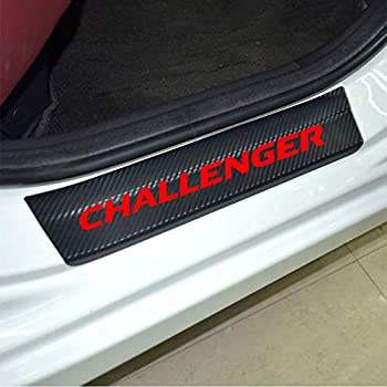 Amazon Com Dodge Challenger Stainless Steel Sill Guards