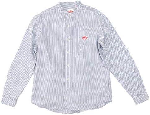 メンズ オックスフォード バンドカラーシャツ[JD-3607TRD]