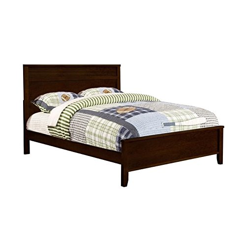 (Coaster Ashton Twin Panel Bed in Cappuccino)