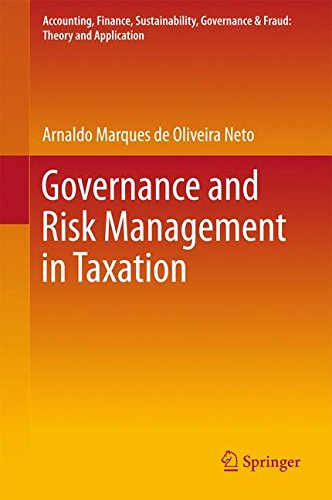Governance and Risk Management in Taxation (Accounting, Finance, Sustainability, Governance & Fraud: Theory and Application)