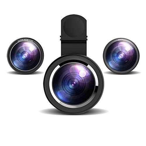 Vinsic Camera Fisheye Iphone Smartphones