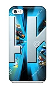 Cute High Quality For HTC One M8 Phone Case Cover K Logo Case(3D PC Soft Case)