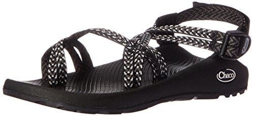 Chaco Women's ZX2 Classic Athletic Sandal, Boost Black, 9 M -