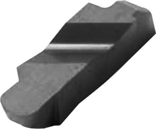 CM02 Grade 0.250 Cutting Width Cobra Carbide 43444 Full Radius Solid Carbide Grooving Insert Pack of 10