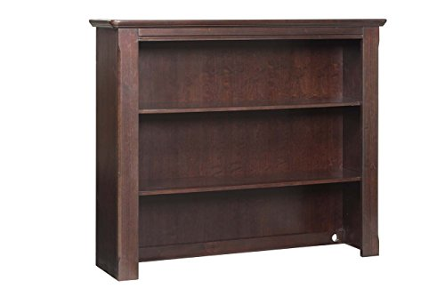 Westwood Design Monterey Combo Hutch with Touchlights, Chocoloate Mist by Westwood Design