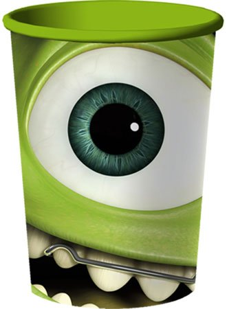 (Monsters University Inc. Mike Reusable Keepsake)
