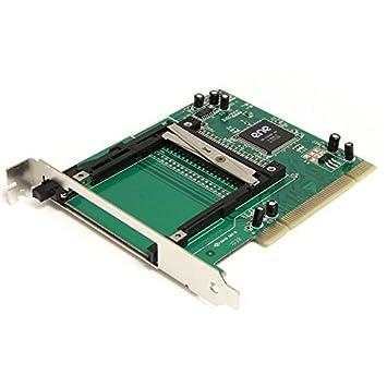 StarTech.com PCI2PCMCIA1E tarjeta y adaptador de interfaz ...