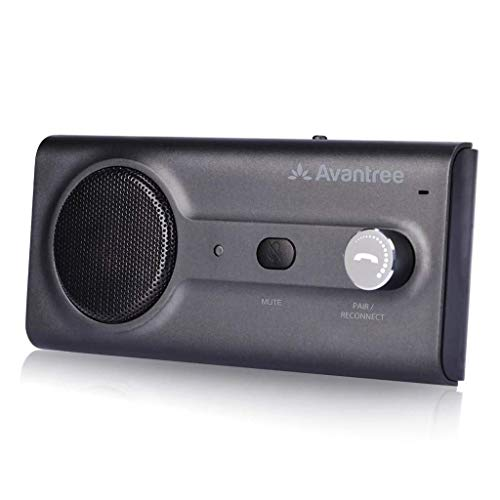 Avantree CK11 NEW Bluetooth Hands Free Car Kit, Connects with Siri & Google...