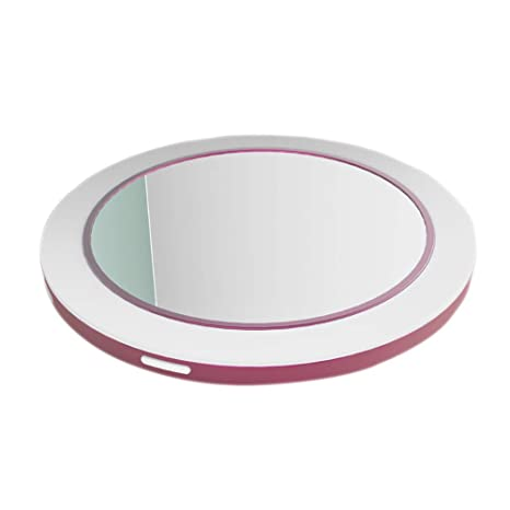 Wodeni - Espejo de Maquillaje con iluminación y Cargador ...