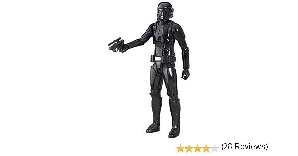 Star Wars Rogue Uno Imperial Muerte Trooper Figura, 30,5 cm ...