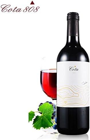Cota 808 Vino tinto, D.O. Somontano, Caja de 6: Amazon.es: Alimentación y bebidas