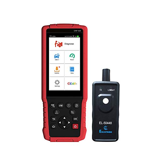 LAUNCH CRP429 All System OBD2 Diagnostic Scan Tool with ABS SRS Airbag Oil Reset EPB BMS SAS DPF Injector Coding and IMMO + TPMS Activation Tool Gift by LAUNCH (Image #8)