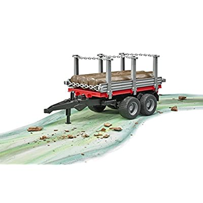 Timber Trailer: Toys & Games