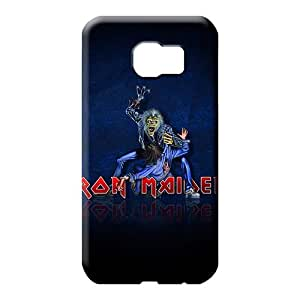 samsung galaxy s6 New mobile phone carrying shells Protective Nice iron maiden