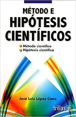 Libro sobre metodología científica