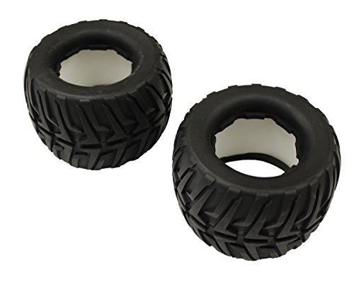 Kyosho tire (L, R / MAD Force Cruiser 2.0) Parts for RC MAT401