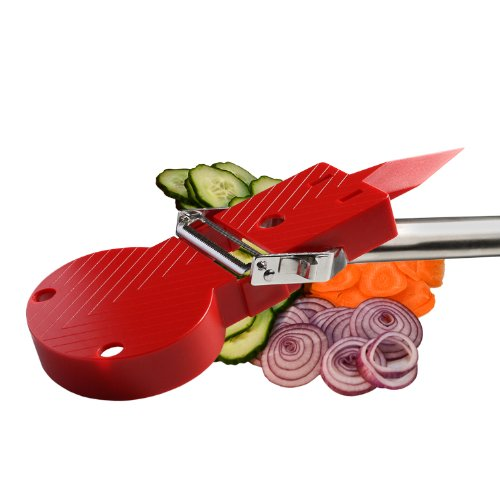 Turboprodukte 10139 Pelador de fruta y verdura