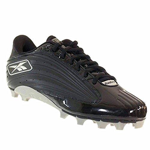 Football Reebok Shoes - Reebok Outside Speed Low M Mens Football Cleats Black 11.5