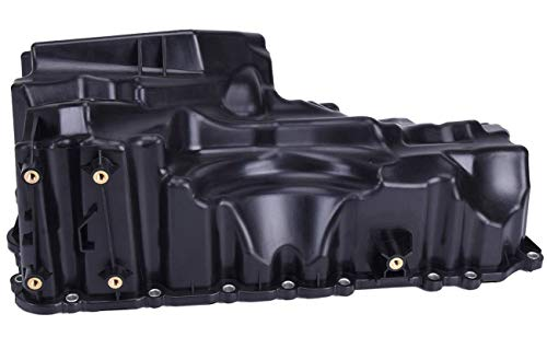 Bapmic 11137618512 Engine Oil Pan for BMW F30 F31 F10