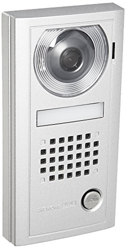 Aiphone AX-DV Surface-Mount Audio/Video Door Station for AX Series Integrated Audio & Video Security System Aiphone Led Surface Mount Door