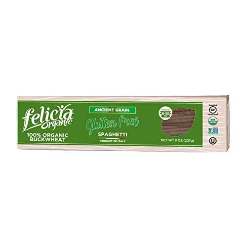 Felicia Organic, Spaghetti, OG2, BUCKWHEAT - Pack of 12