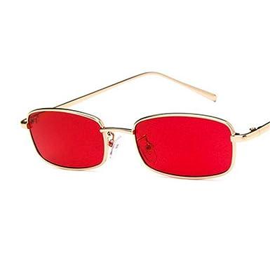 SHINERING Moda para mujer Personalidad Gafas coloridas ...