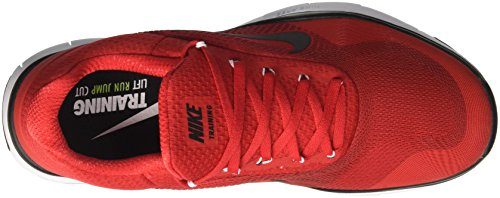 Sportive Free Nike Scarpe V7 Uomo Trainer Black Rosso Indoor Red Fitness White University xq4qRXfp