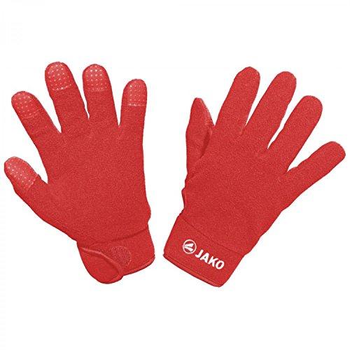 Jako Guantes Rojo, color rojo, tamaño