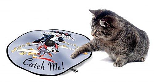 D&D Cat Toy Adventure Undercover Mouse Catch Me/Comic Fun...