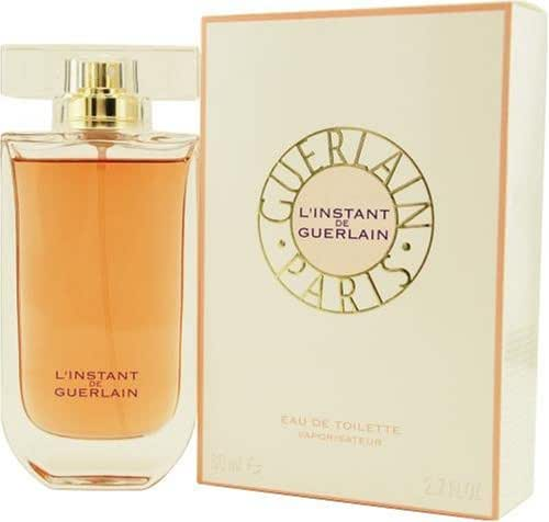 Guerlain L'instant By Guerlain For Women. Eau De Toilette Spray 2.7-Ounces