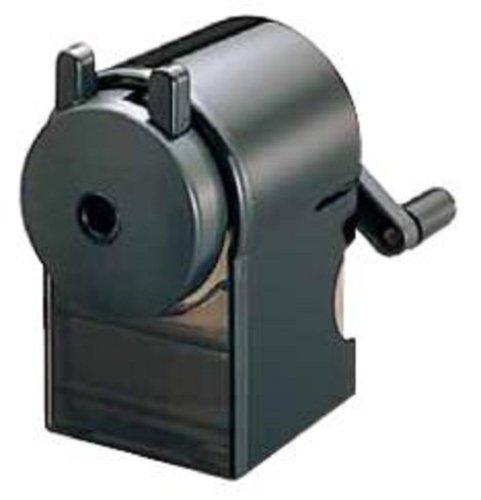uni-mitsubishi-pencil-sharpener-manual-black-kh1824-japan-import