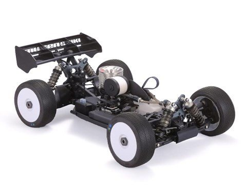 1/8 Kit Buggy Competition (MBX8 1/8 Nitro Buggy Kit E2021)